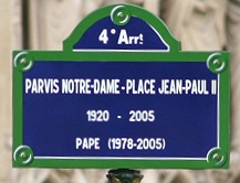 Place Jean Paul II